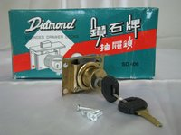 Diamond Cylinder Drawer Locks