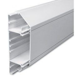 PVC Triple Compartment Trunking