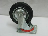 Steel Plane Swivel Caster