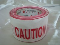 Red/White 7cm Warning Tape (500 m)